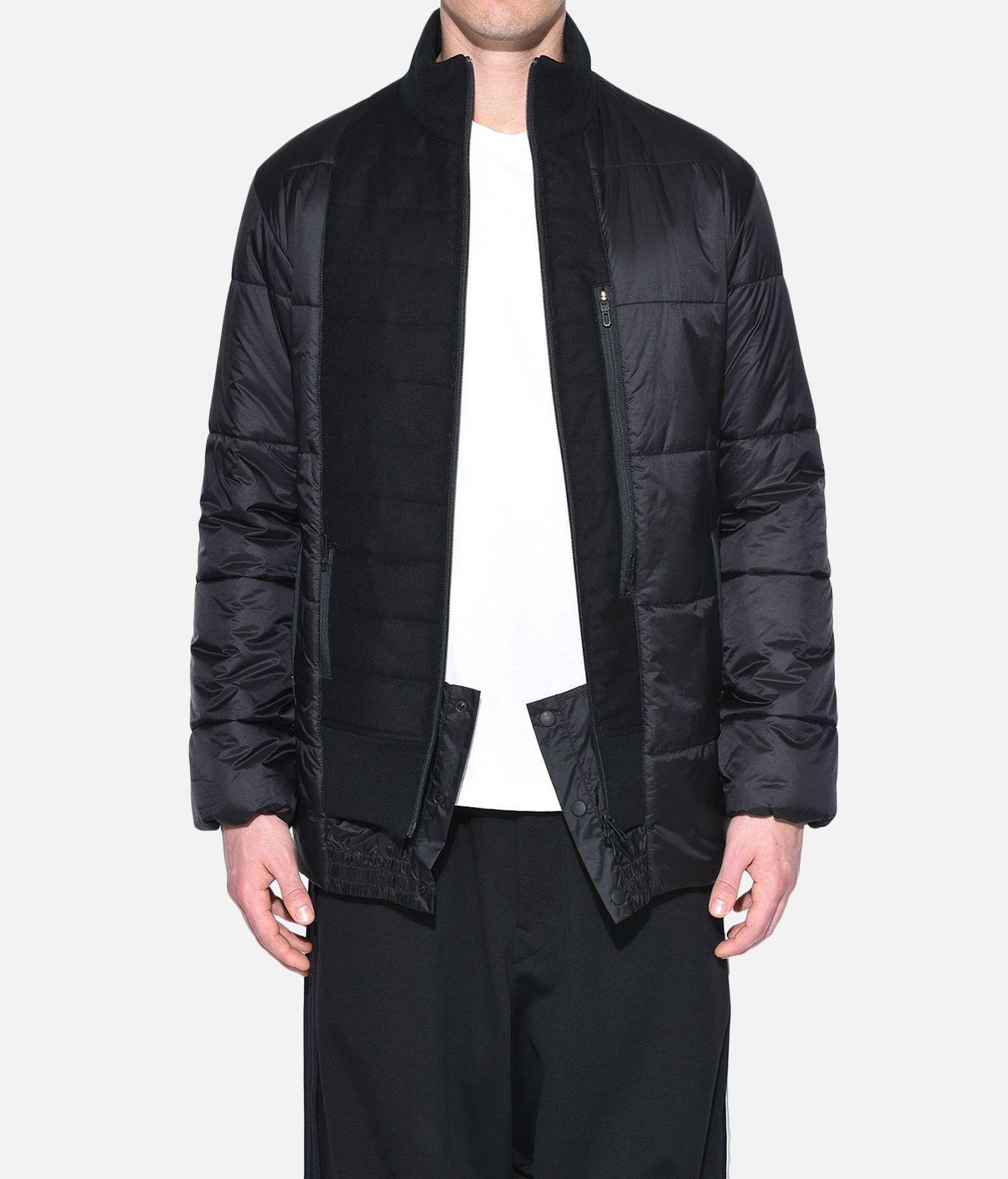 Y-3 Y-3 Patchwork Down Jacket ダウン メンズ r