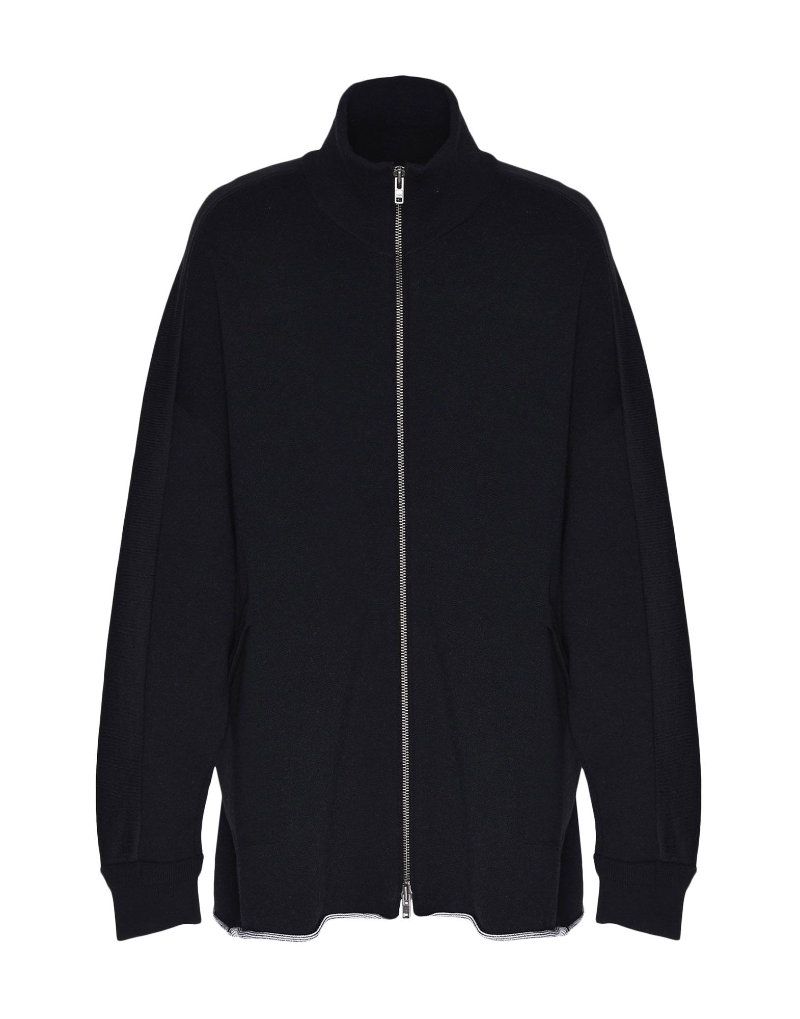 Y-3 Y-3 Knitted Stacked Logo Parka Blazer Man f
