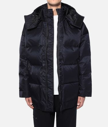 Y-3 Down jacket Man Y-3 Engineered Down Jacket r