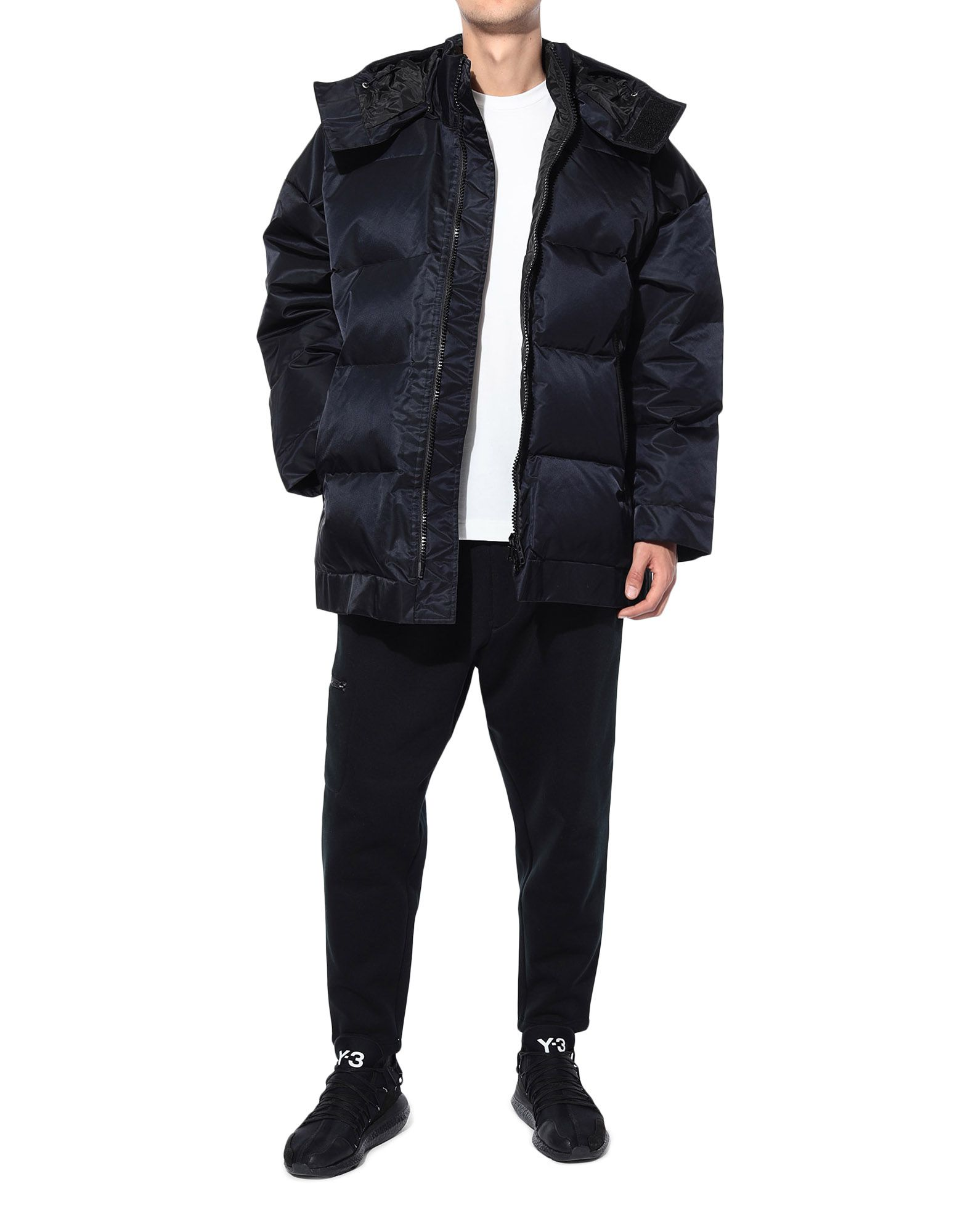 Y-3 Y-3 Engineered Down Jacket Down jacket Man a