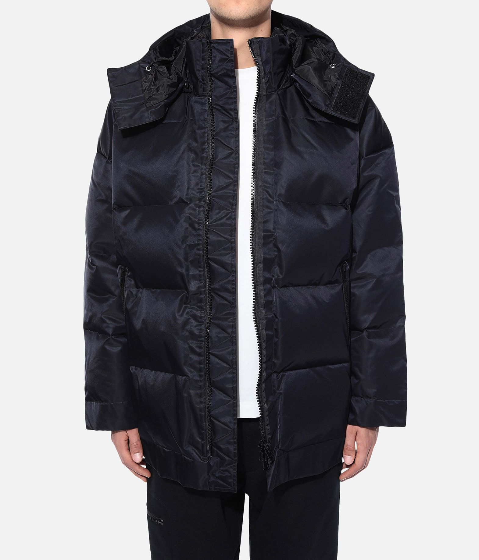 Y-3 Y-3 Engineered Down Jacket Down jacket Man r
