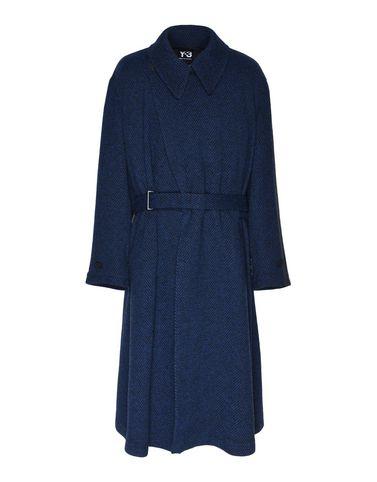 Y-3 Tailored Wool Coat COATS & JACKETS man Y-3 adidas