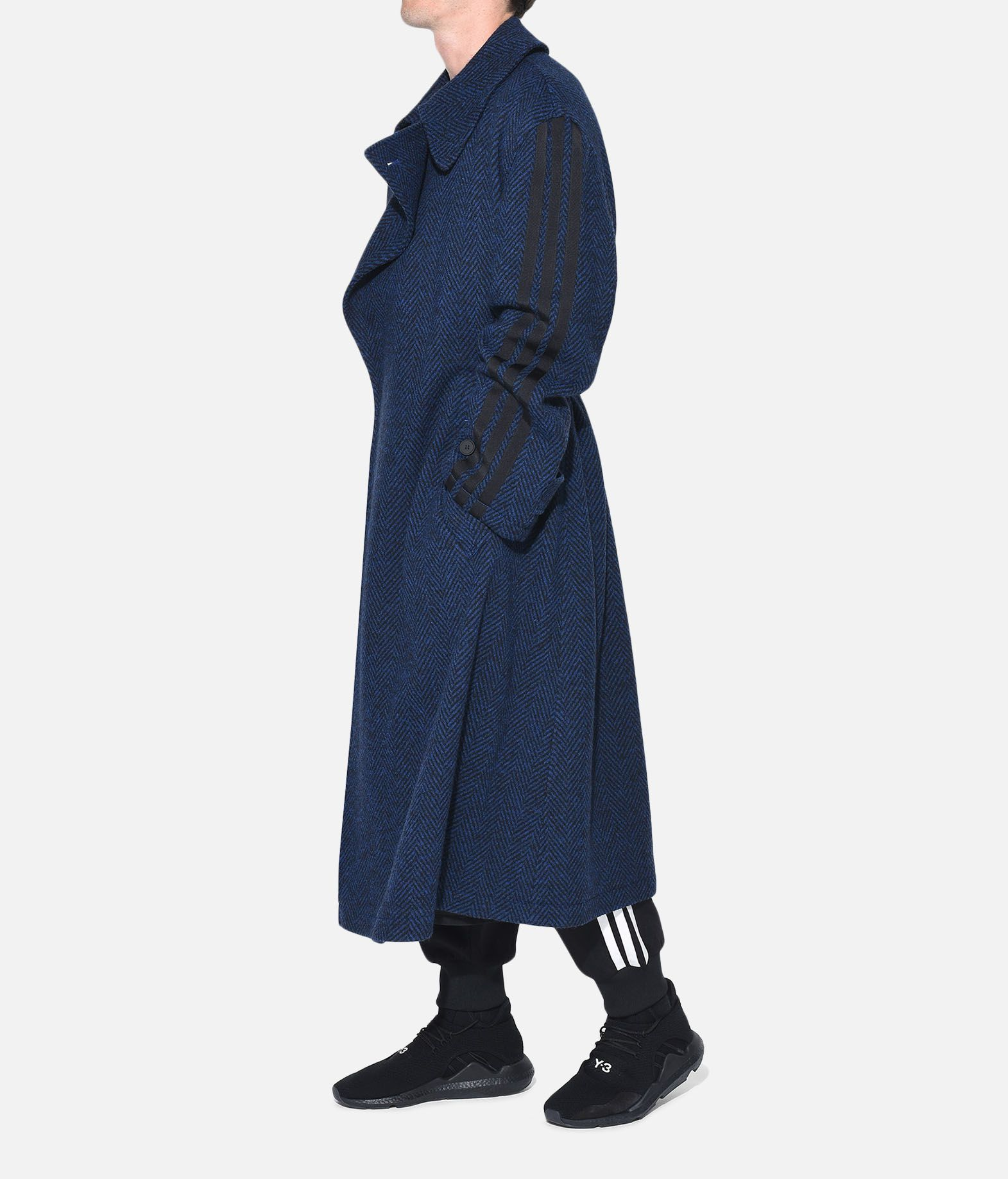 Y-3 Y-3 Tailored Wool Coat コート メンズ a
