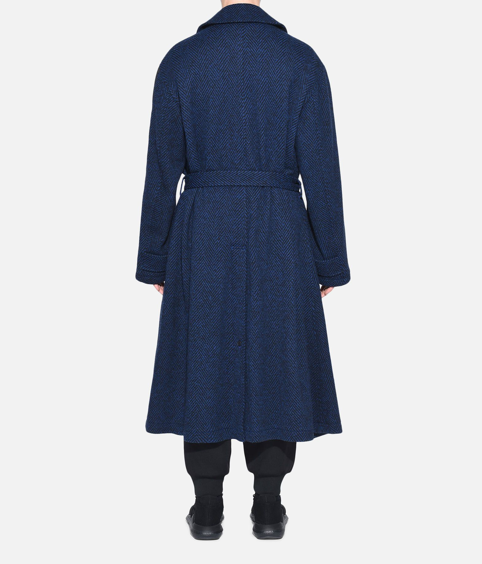 Y-3 Y-3 Tailored Wool Coat Coat Man d