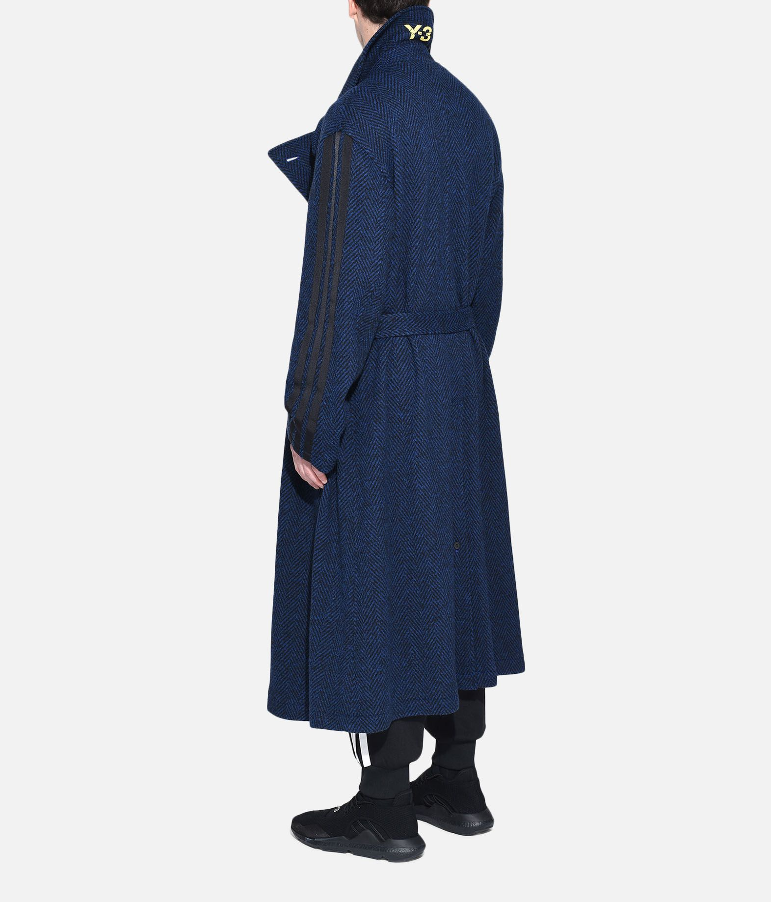 Y-3 Y-3 Tailored Wool Coat Coat Man e