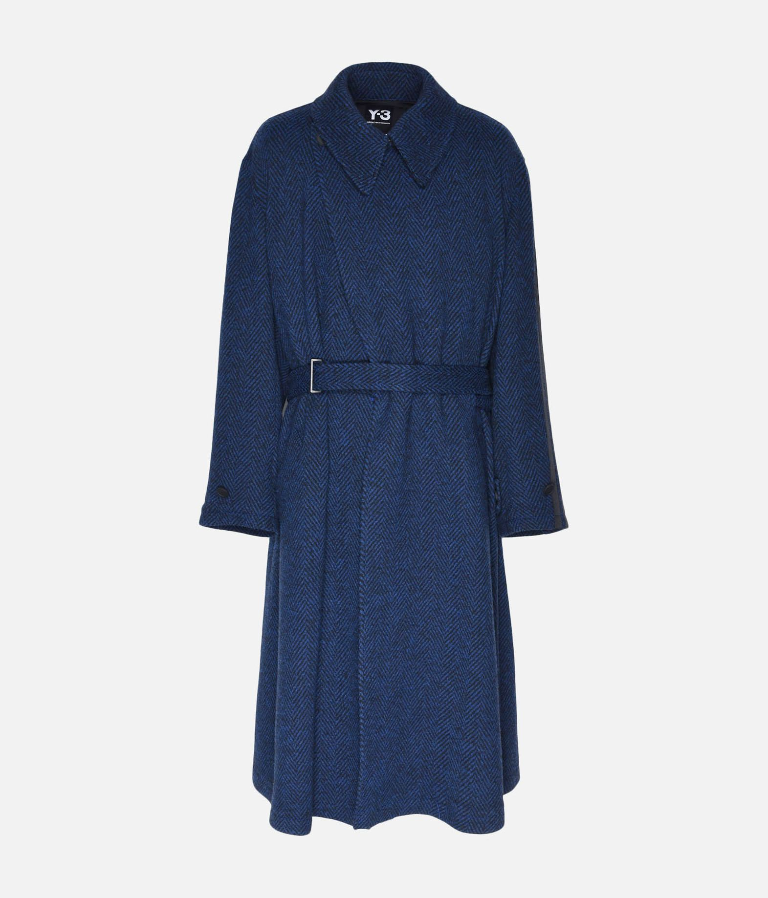 Y-3 Y-3 Tailored Wool Coat Coat Man f