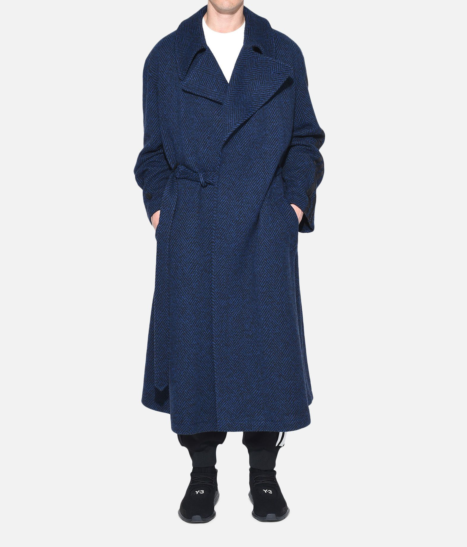 Y-3 Y-3 Tailored Wool Coat コート メンズ r