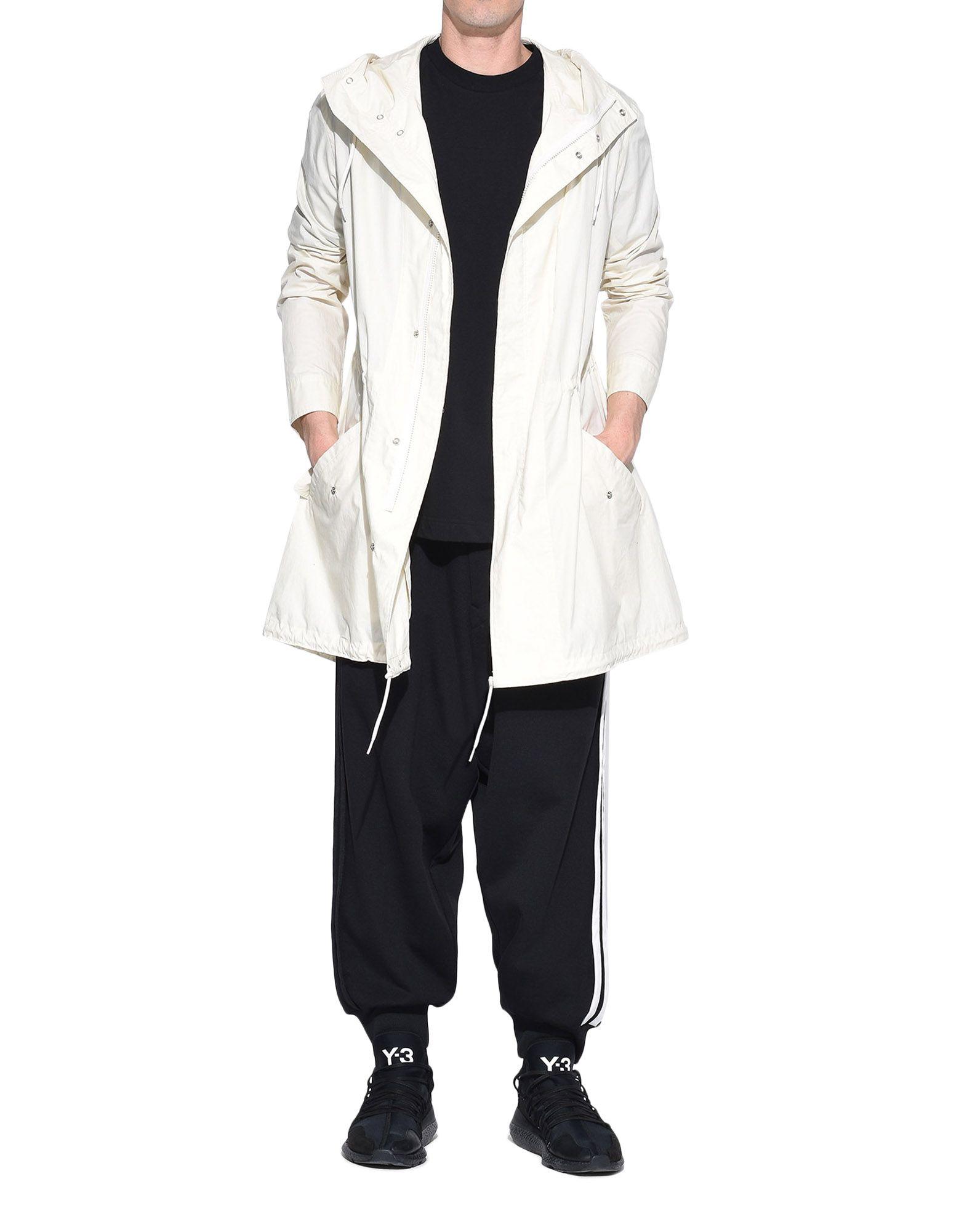 Y-3 Y-3 Mod Parka Shirt フォーマルジャケット メンズ a