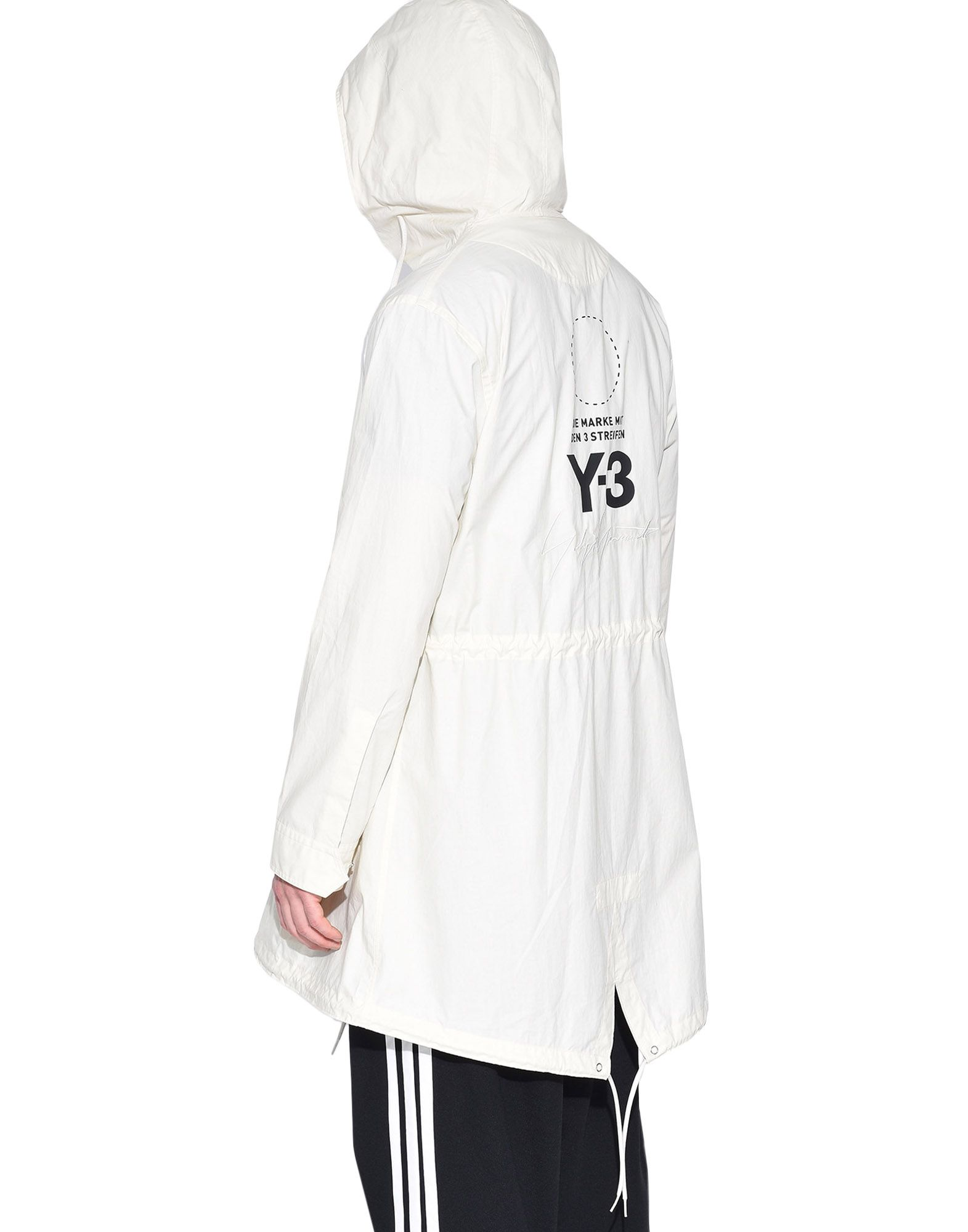 Y-3 Y-3 Mod Parka Shirt フォーマルジャケット メンズ e