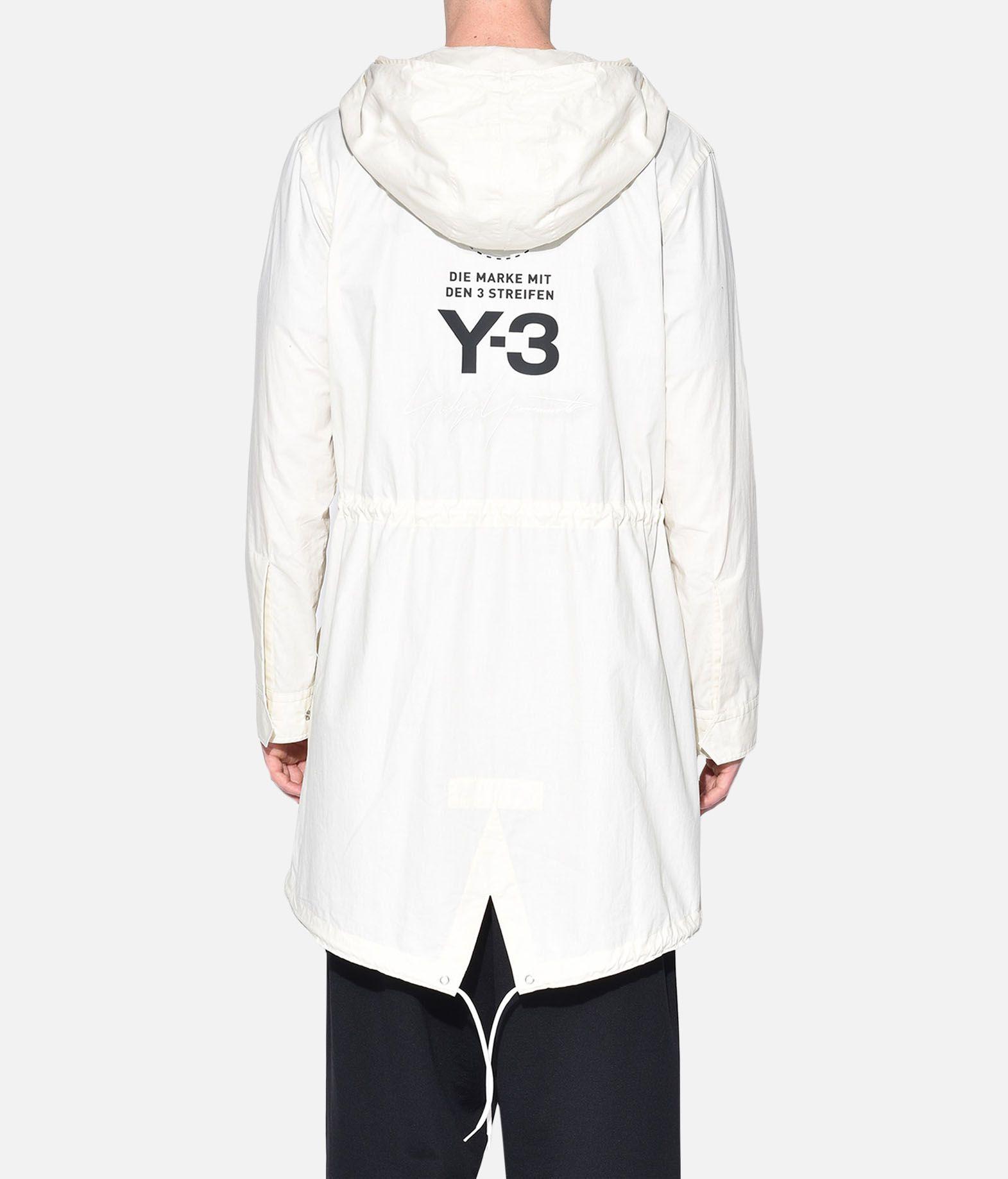 Y-3 Y-3 Mod Parka Shirt Пиджак Для Мужчин d