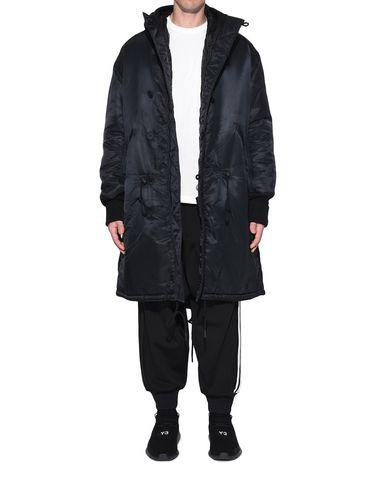 Y-3 Down jacket Man Y-3 Oversize Parka r