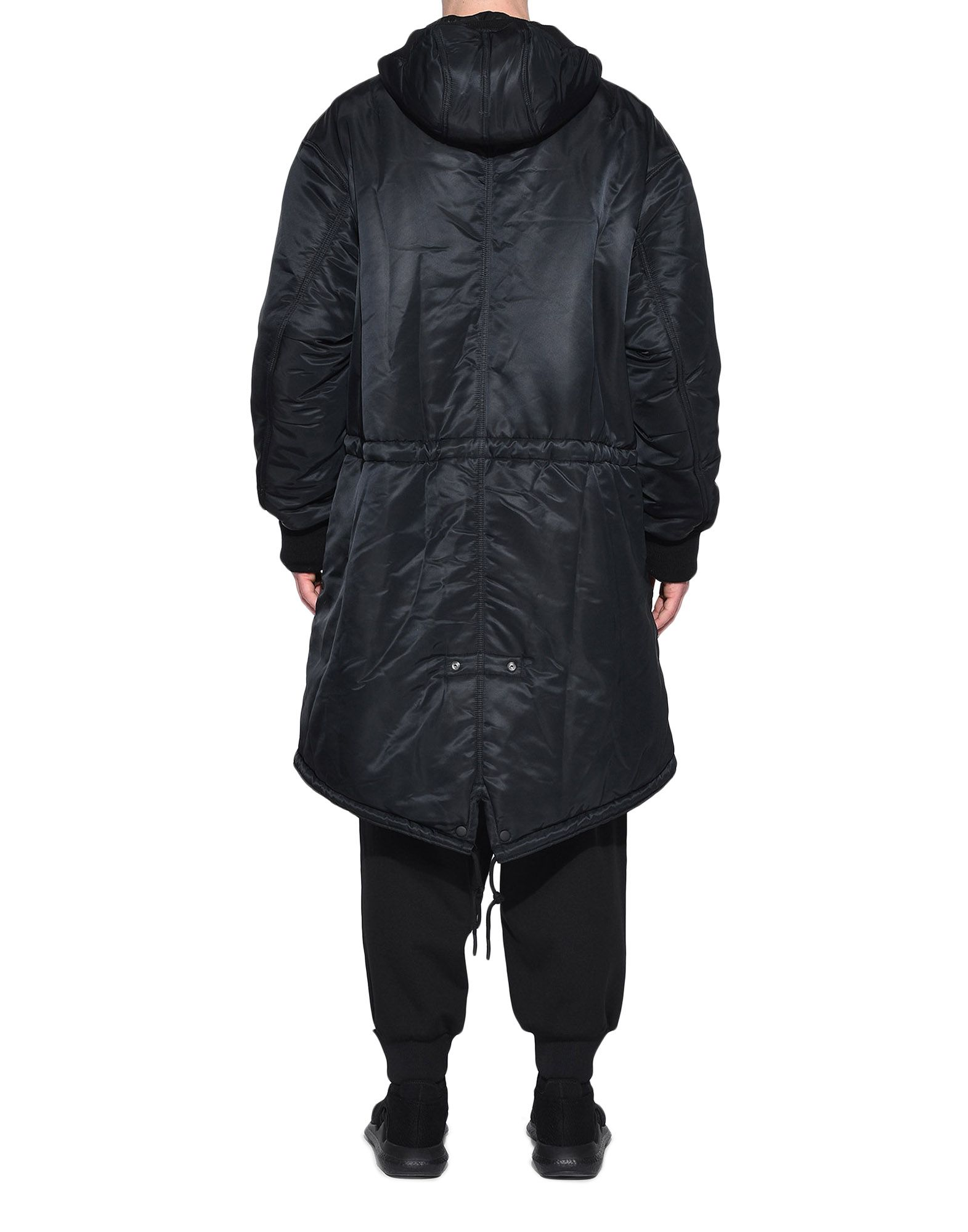 Y-3 Y-3 Oversize Parka Down jacket Man d