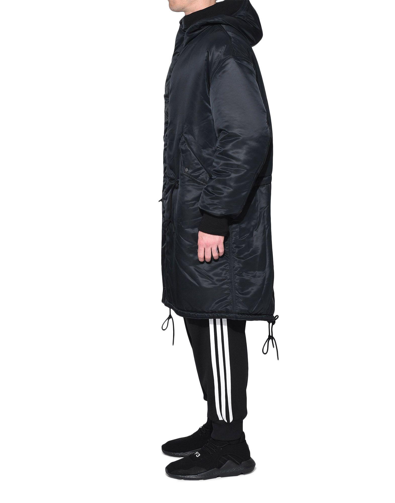 Y-3 Y-3 Oversize Parka Down jacket Man e