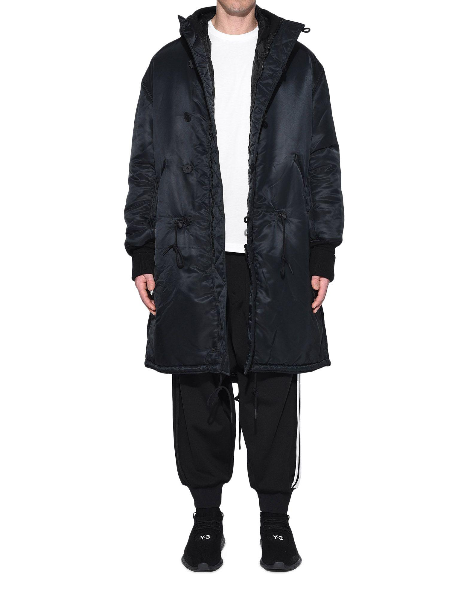 Y-3 Y-3 Oversize Parka Down jacket Man r