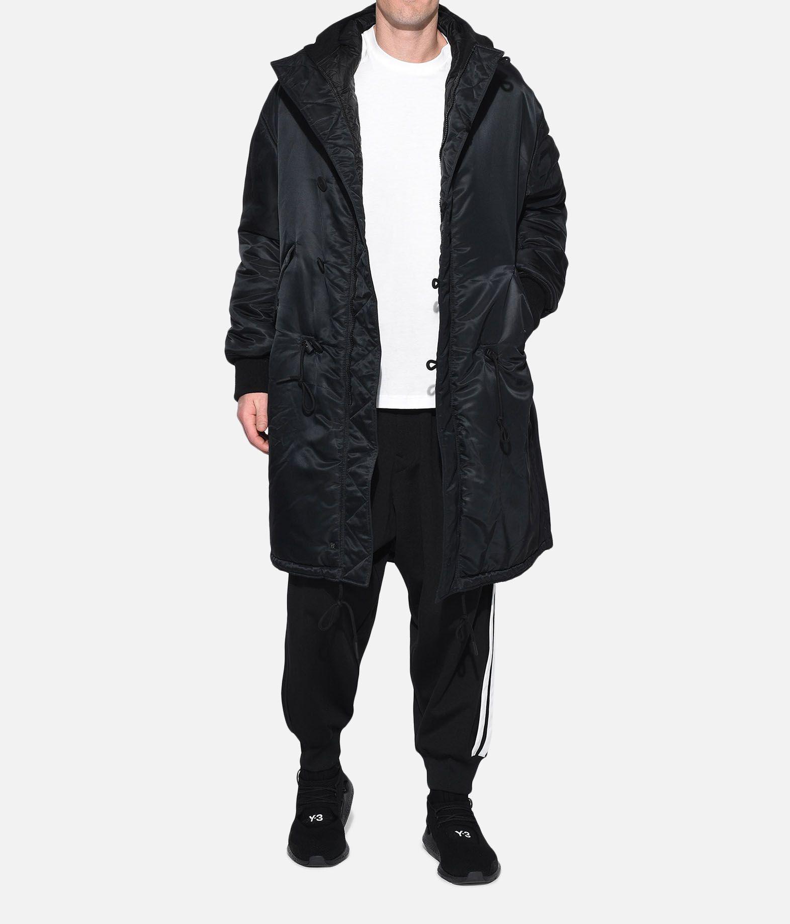 Y-3 Y-3 Oversize Parka Down jacket Man a