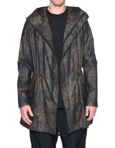 Y-3 Raincoat Man Y-3 AOP Mod Raincoat r