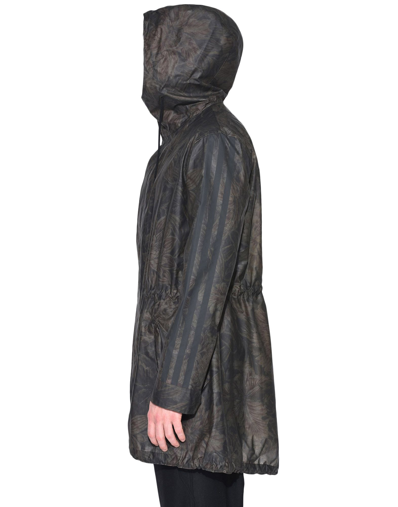 Y-3 Y-3 AOP Mod Raincoat Raincoat Man e