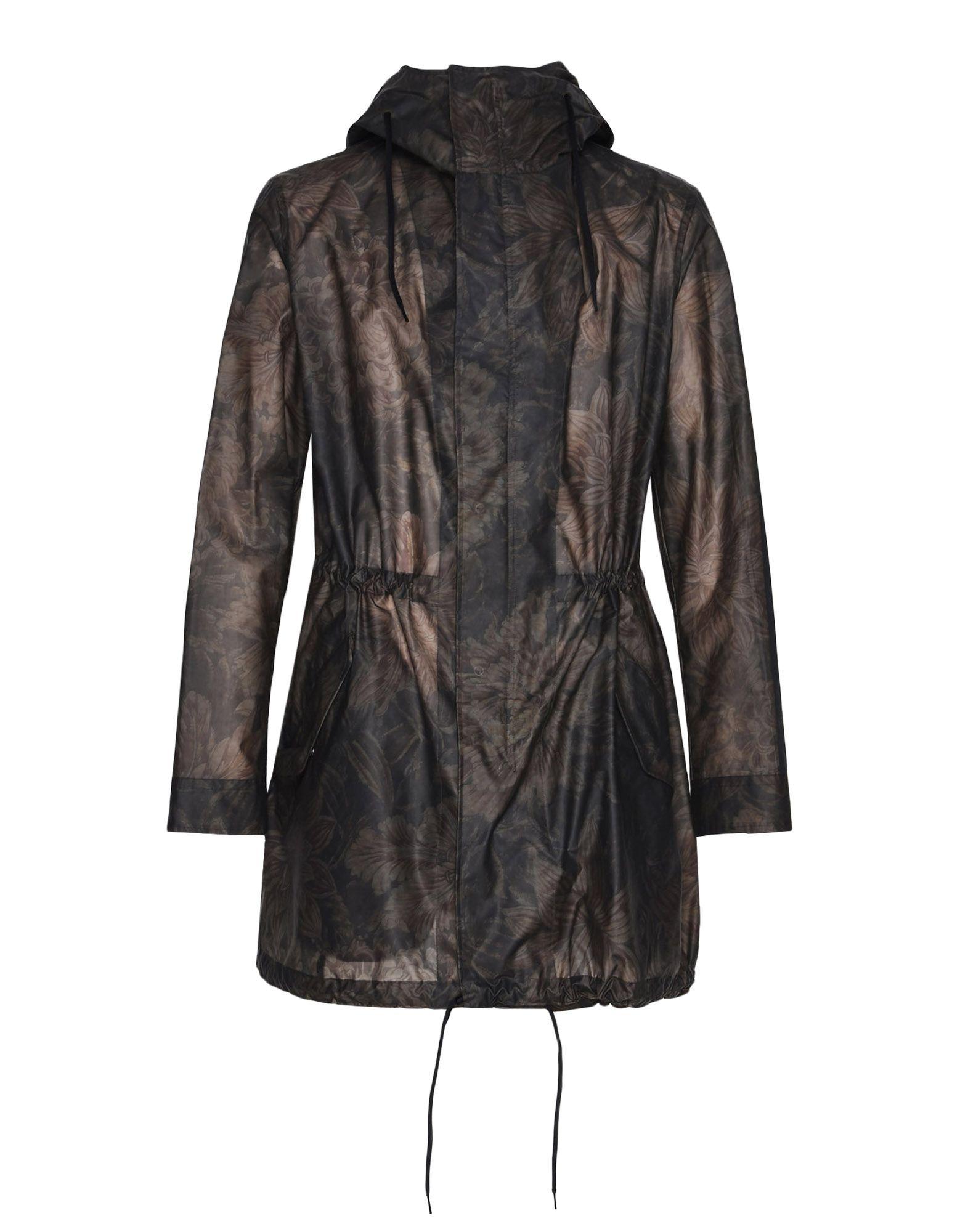 Y-3 Y-3 AOP Mod Raincoat Raincoat Man f