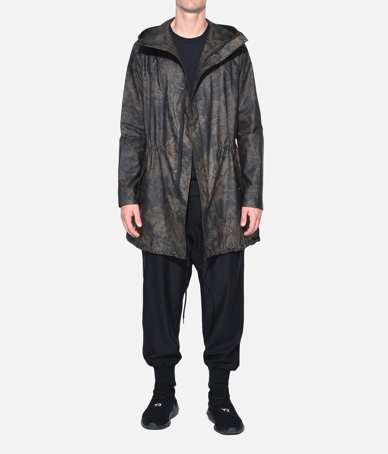 Y-3 Y-3 AOP Mod Raincoat Raincoat Man a