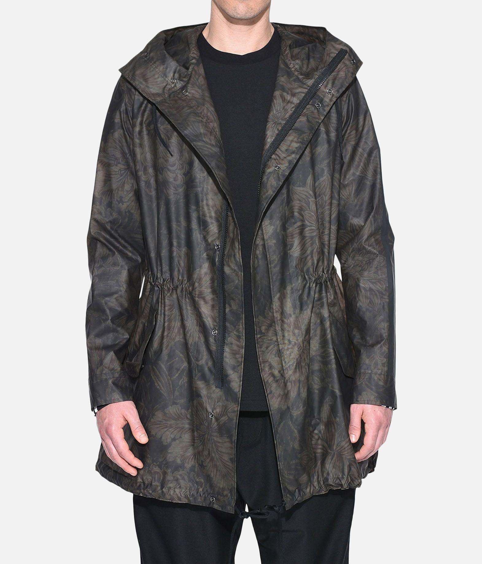 Y-3 Y-3 AOP Mod Raincoat Raincoat Man r