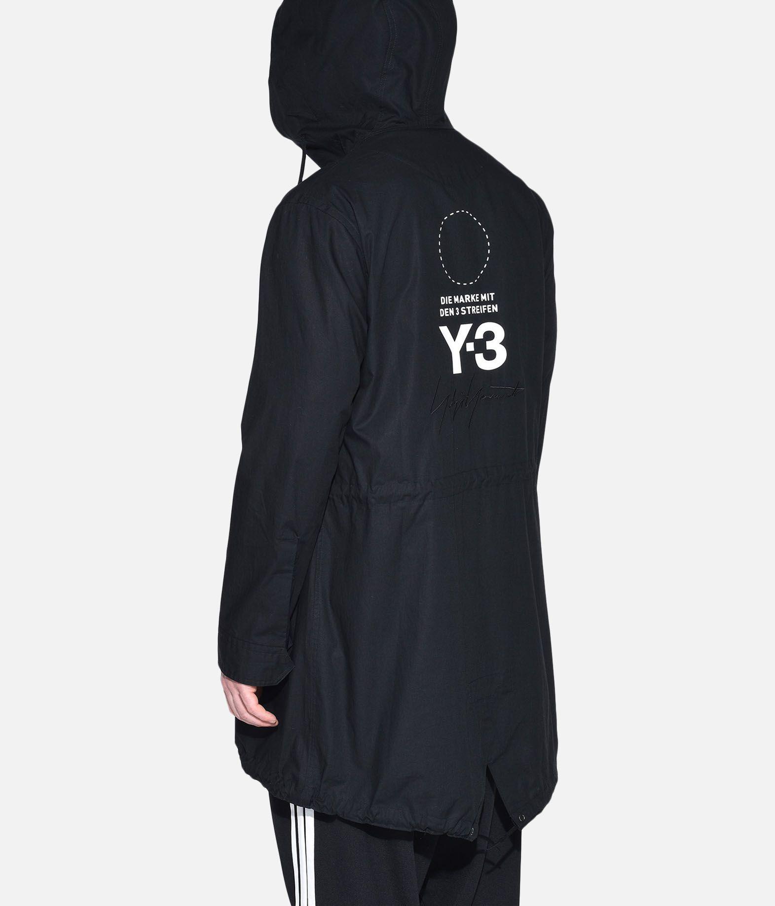 Y-3 Y-3 Mod Parka Shirt Blazer Man e
