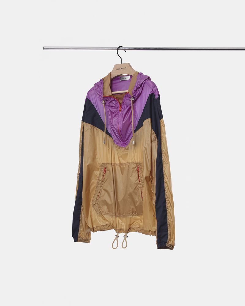 RICHIE hooded waterproof ISABEL MARANT