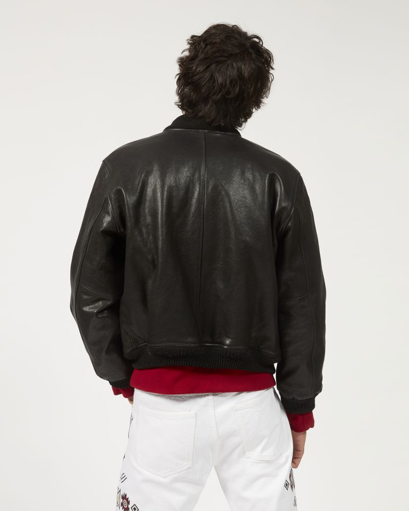 BLAIR leather bomber ISABEL MARANT