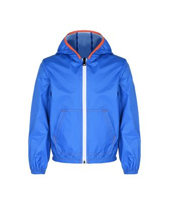 NAPAPIJRI K AFFO JUNIOR KID SHORT JACKET,AZURE