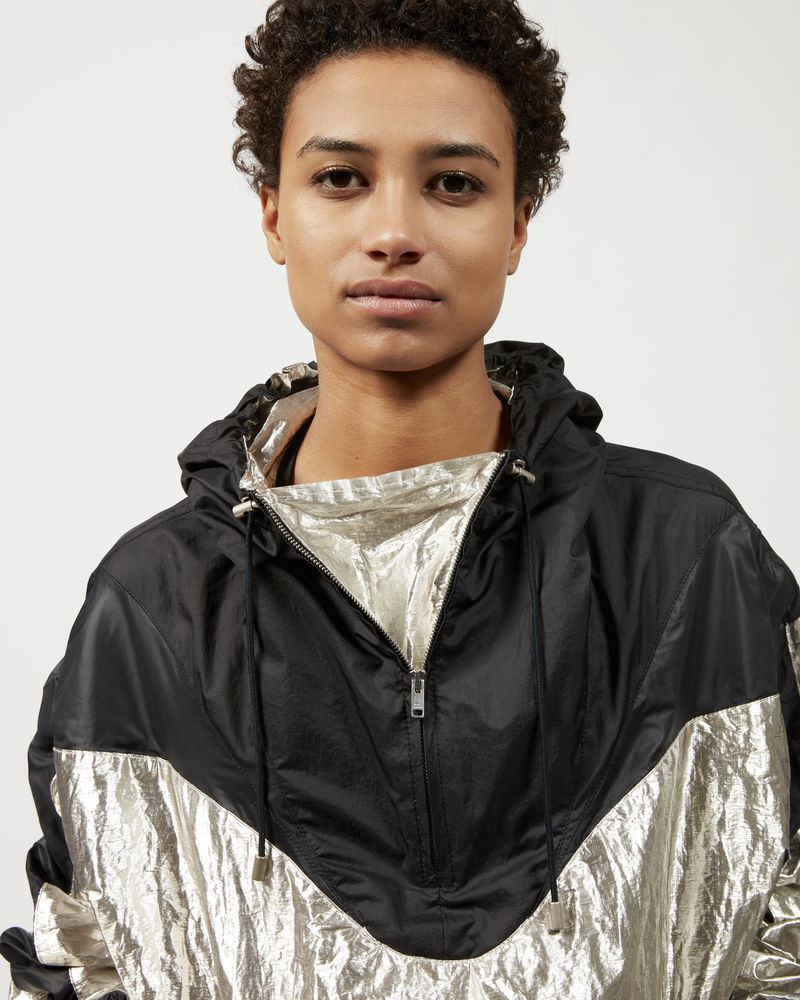 RICHIE waterproof hooded top ISABEL MARANT