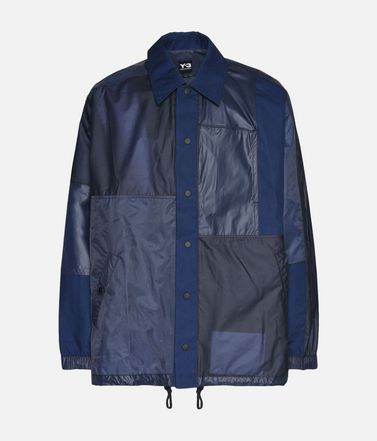 Y-3 Patchwork Coach Jacket