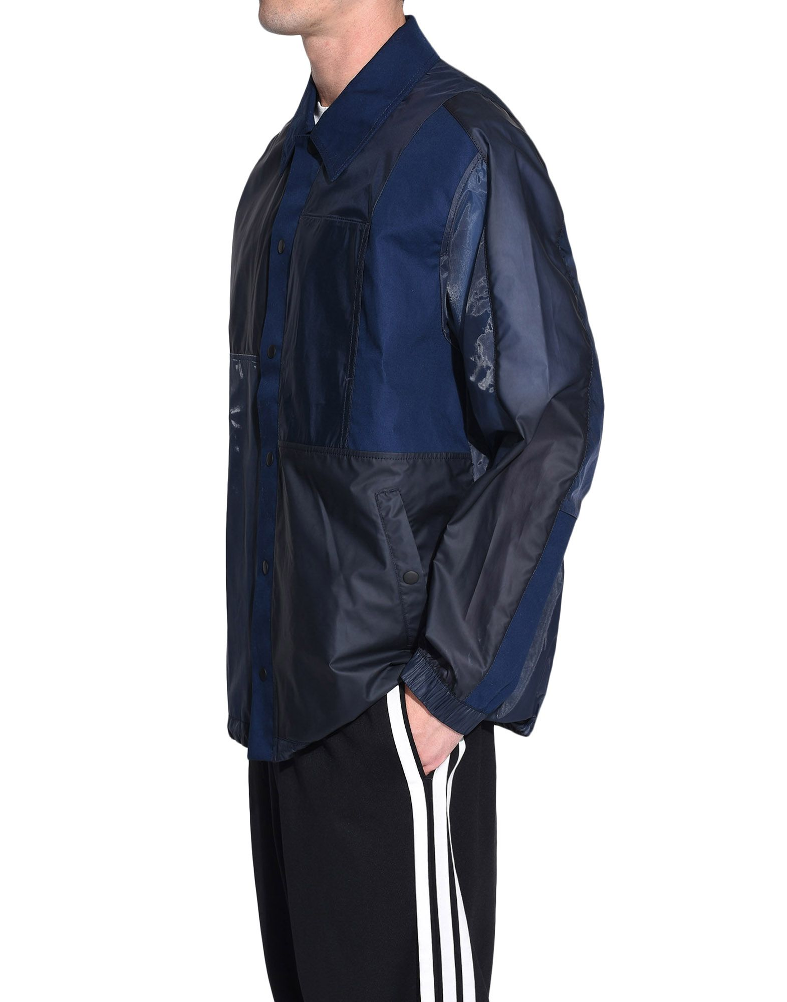 Y-3 Y-3 Patchwork Coach Jacket Jacket Man e