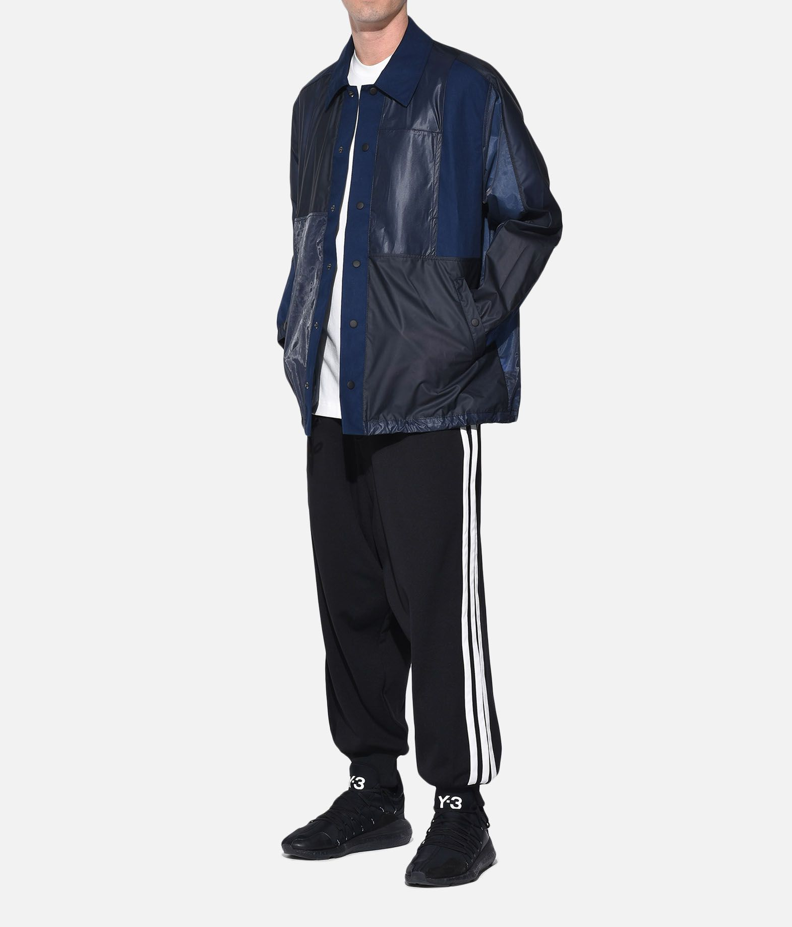 Y-3 Y-3 Patchwork Coach Jacket Jacket Man a