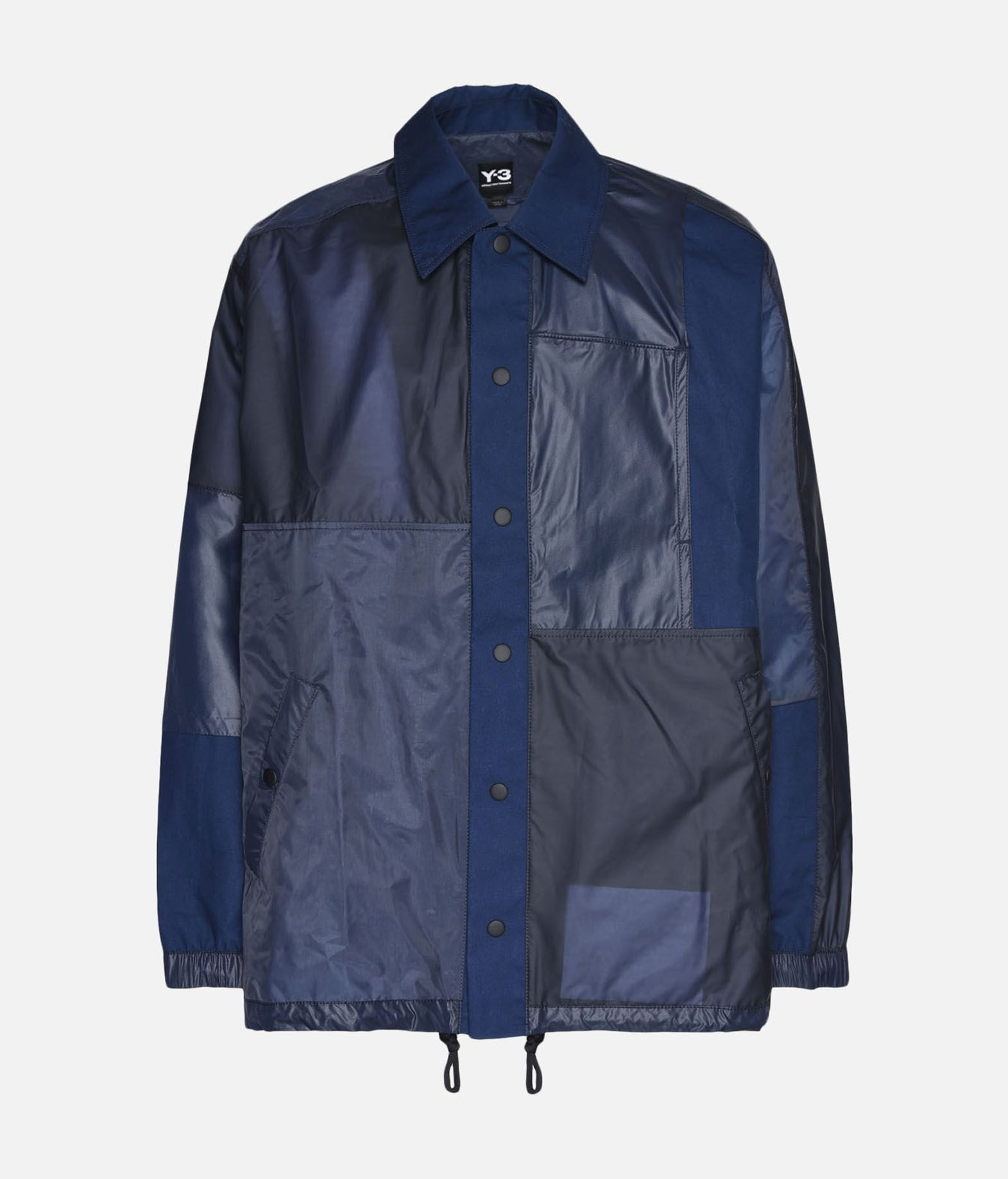 Y-3 Y-3 Patchwork Coach Jacket Jacket Man f
