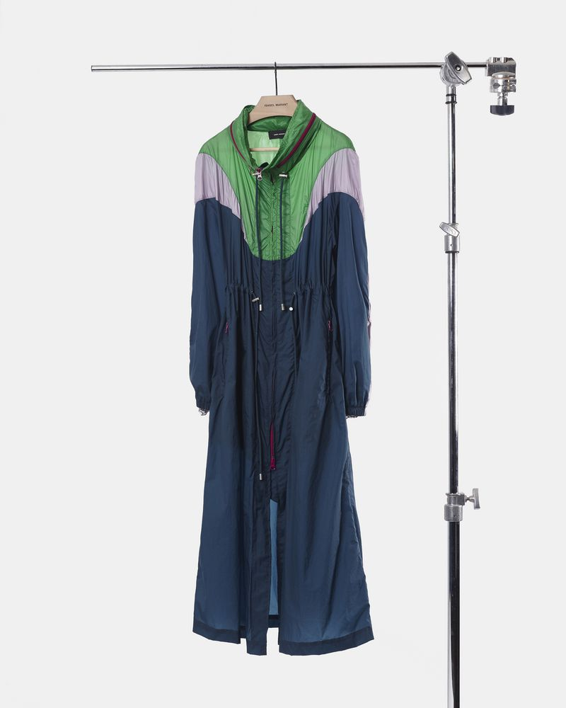 RUMBER long raincoat   ISABEL MARANT