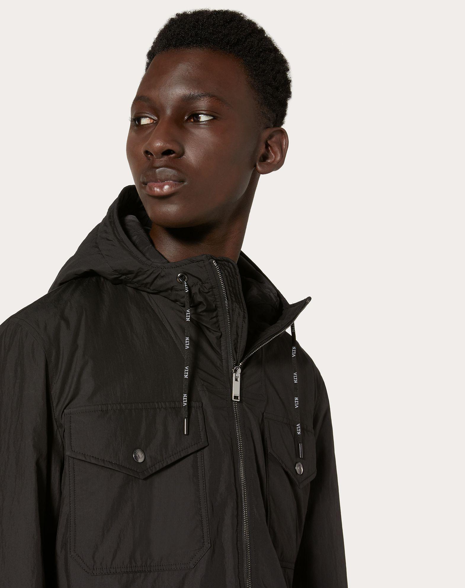 VALENTINO UOMO VLTN casual jacket PEA COAT U a