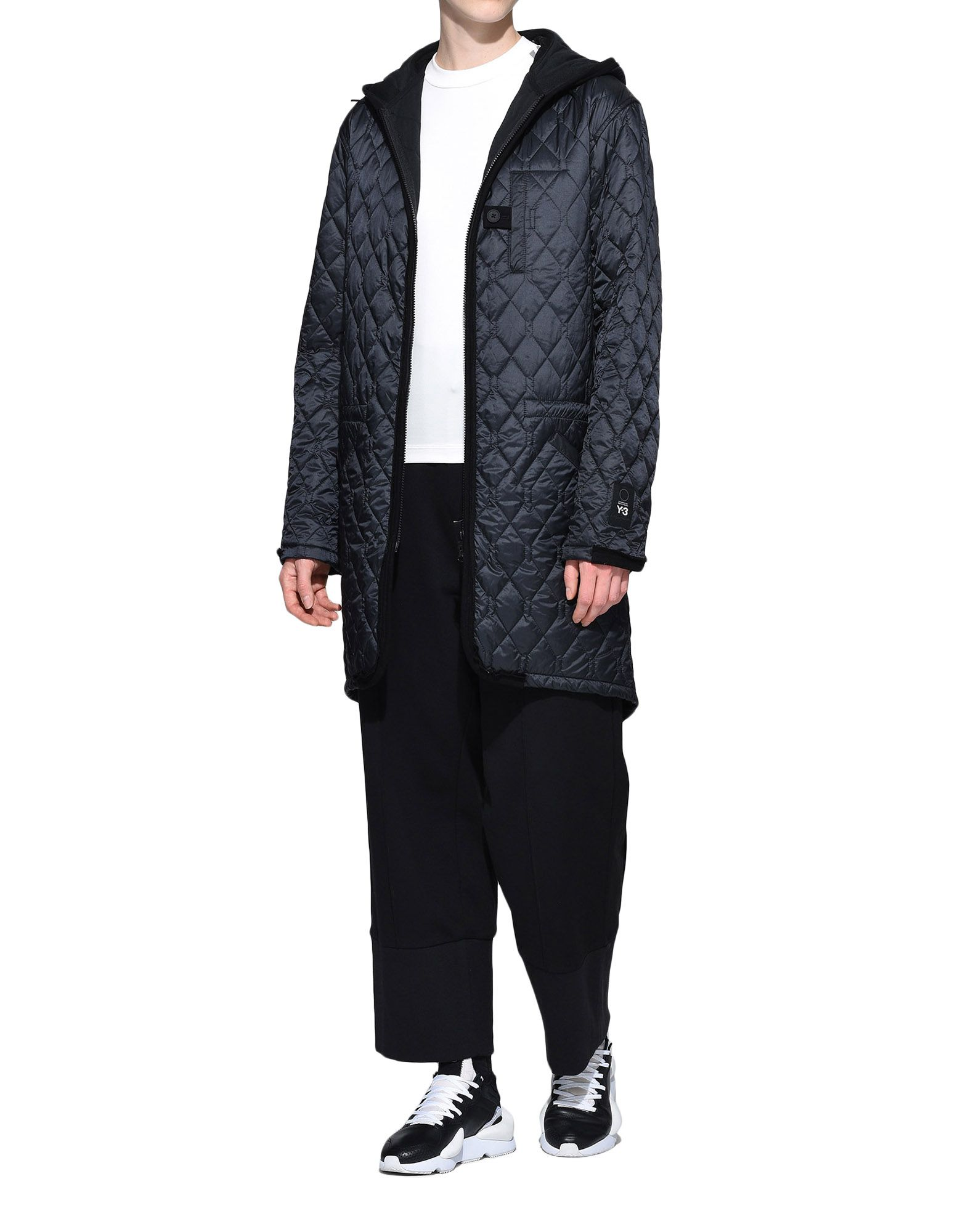 Y-3 Y-3 Quilted Jacket Blazer Woman a