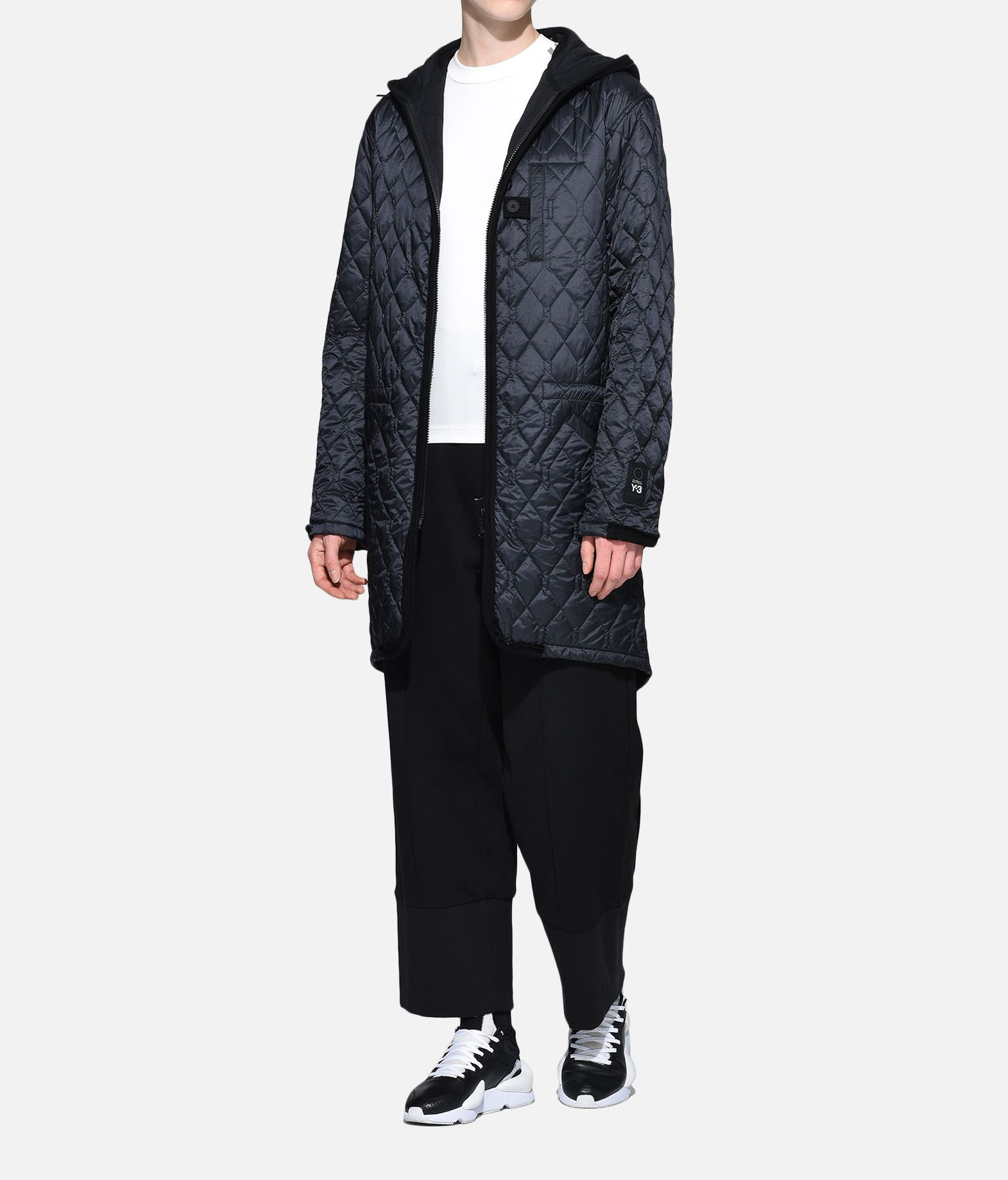 Y-3 Y-3 Quilted Jacket Blazer Woman a