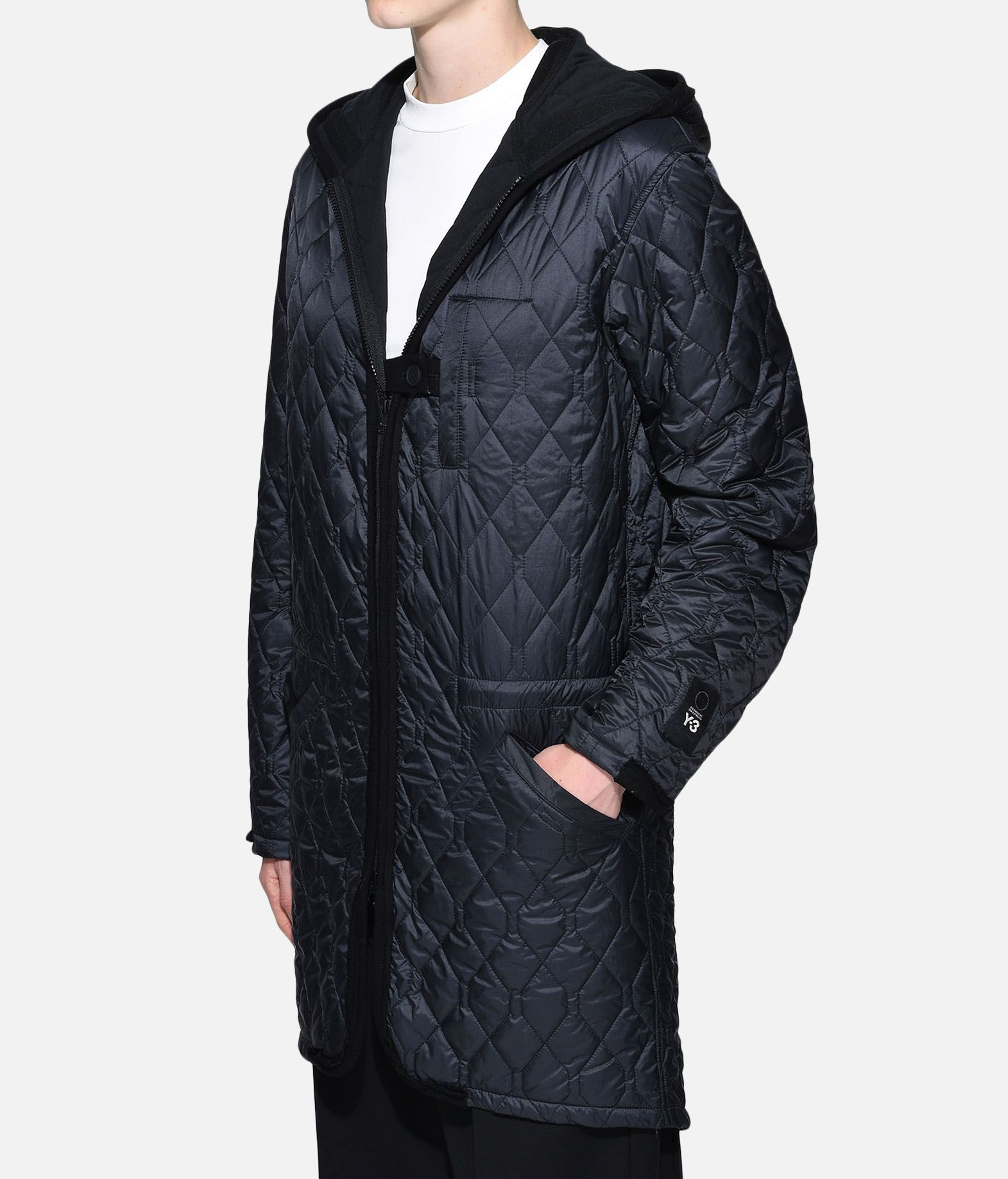 Y-3 Y-3 Quilted Jacket Blazer Woman e