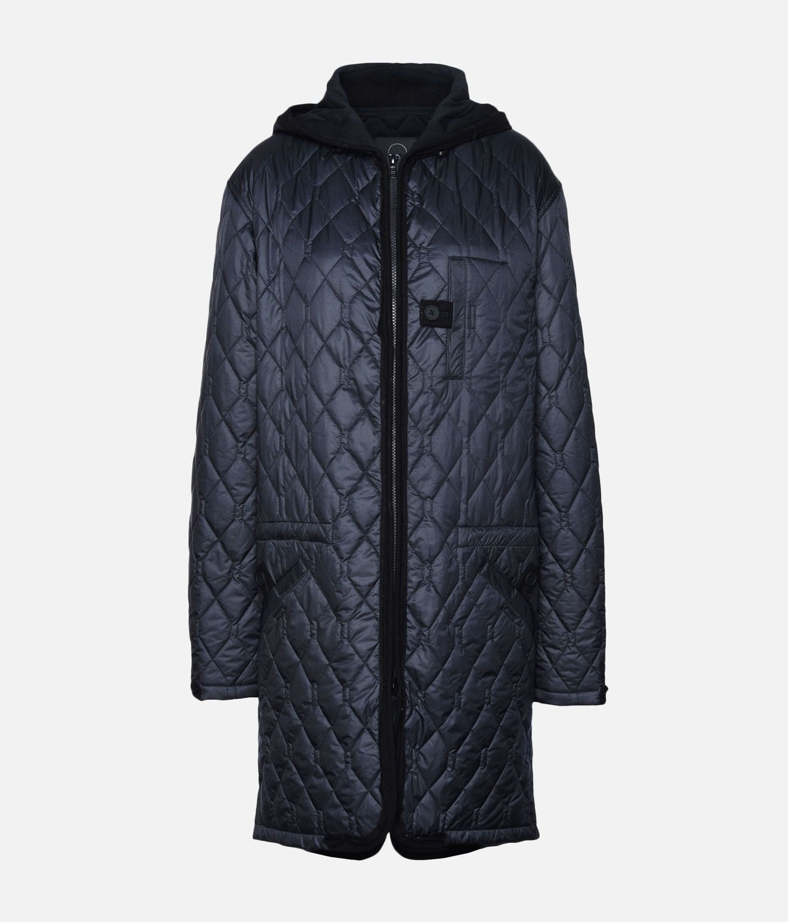 Y-3 Y-3 Quilted Jacket Blazer Woman f