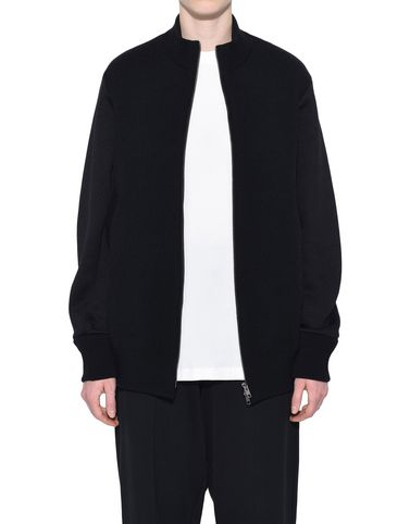 Y-3 Knitted Stacked Logo Blouson COATS & JACKETS woman Y-3 adidas