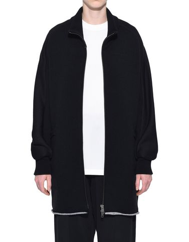 Y-3 Knitted Stacked Logo Parka COATS & JACKETS woman Y-3 adidas