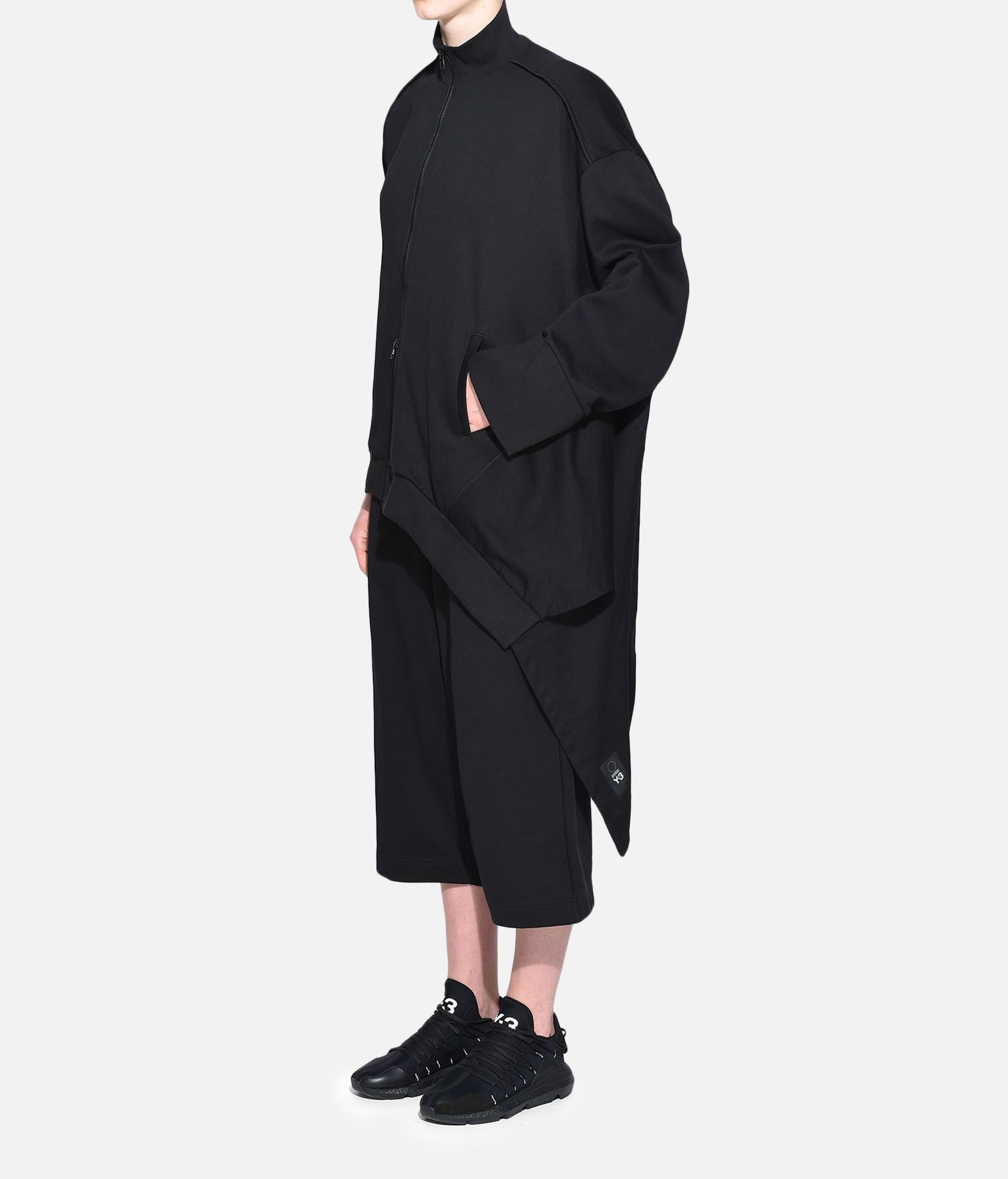 Y-3 Y-3 Tailed Track Jacket Blazer Woman e