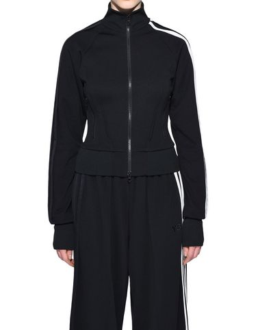 Y-3 Track top Donna Y-3 3-Stripes Selvedge Matte Track Jacket r