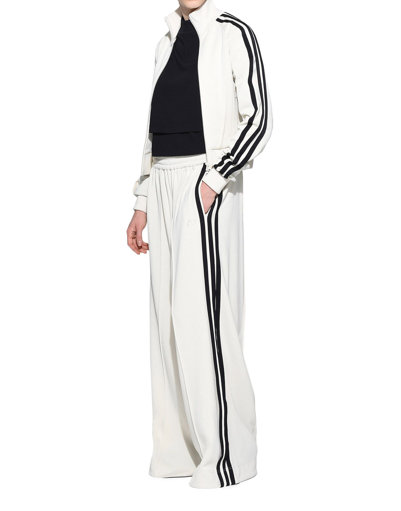Y-3 Y-3 3-Stripes Selvedge Matte Track Jacket Track top Woman a