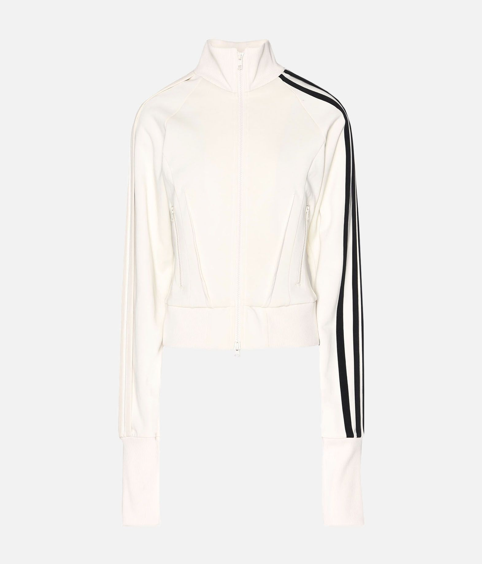 Y-3 Y-3 3-Stripes Selvedge Matte Track Jacket Track top Woman f