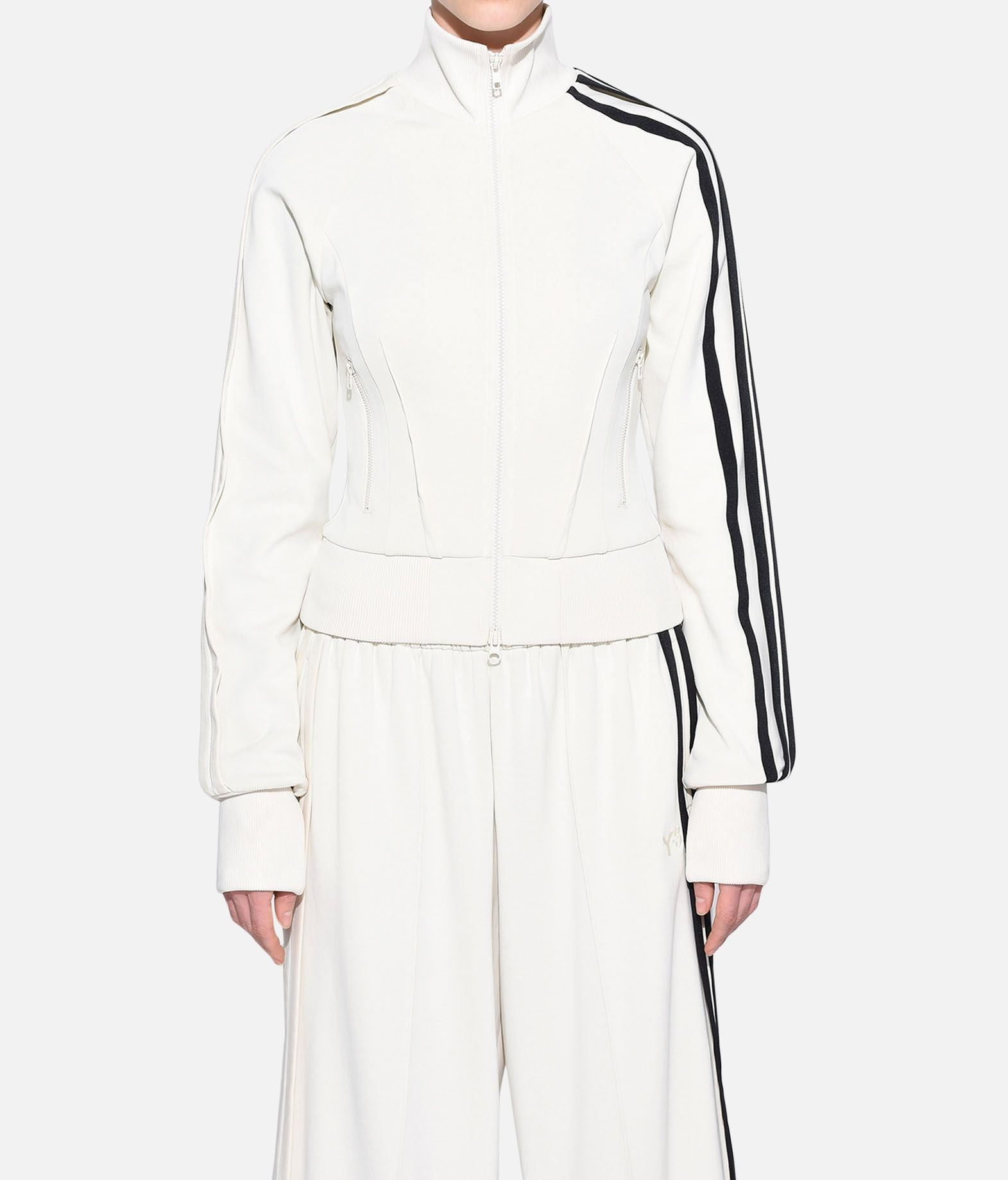 Y-3 Y-3 3-Stripes Selvedge Matte Track Jacket Track top Woman r