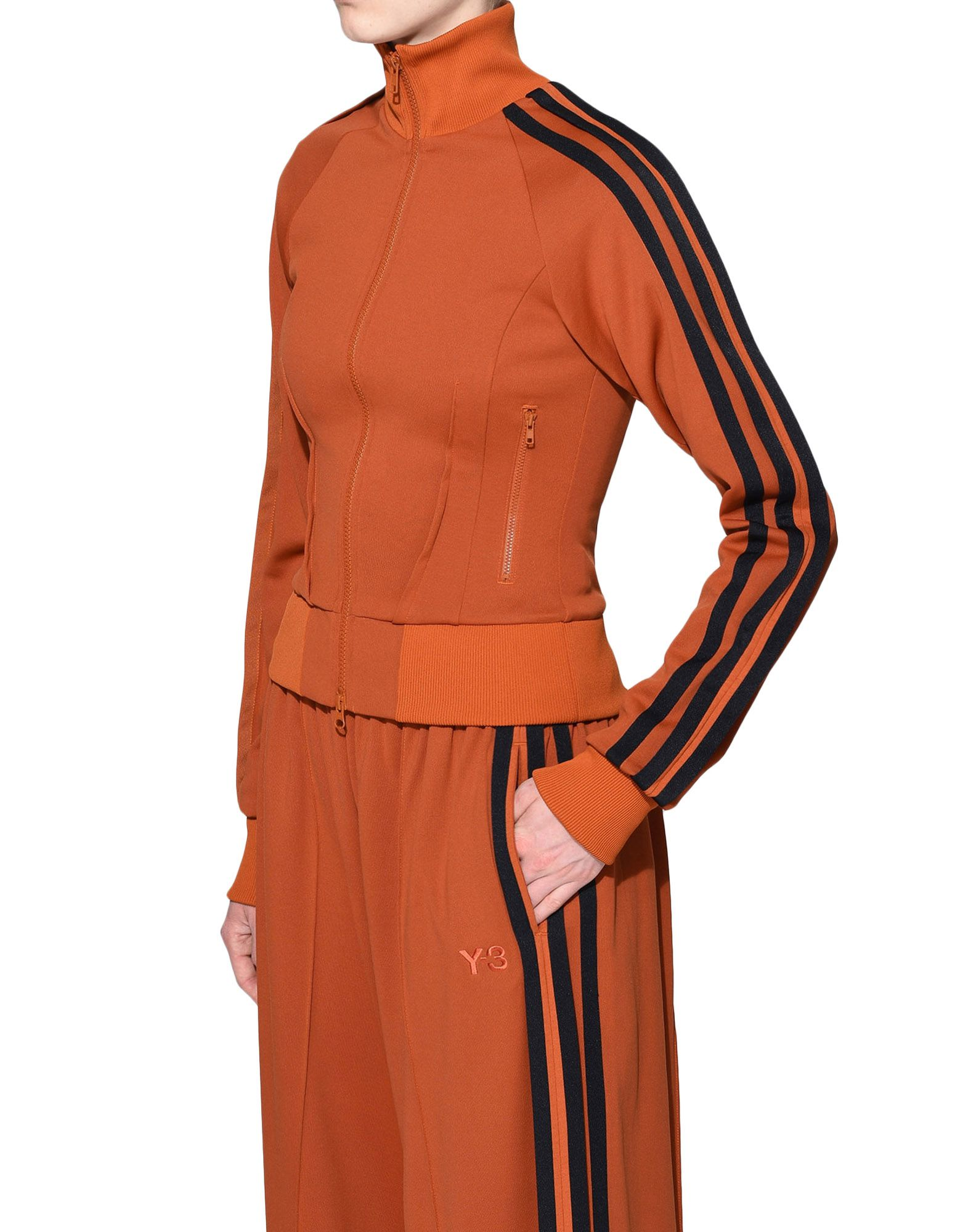 Y-3 Y-3 3-Stripes Selvedge Matte Track Jacket Track top Woman e