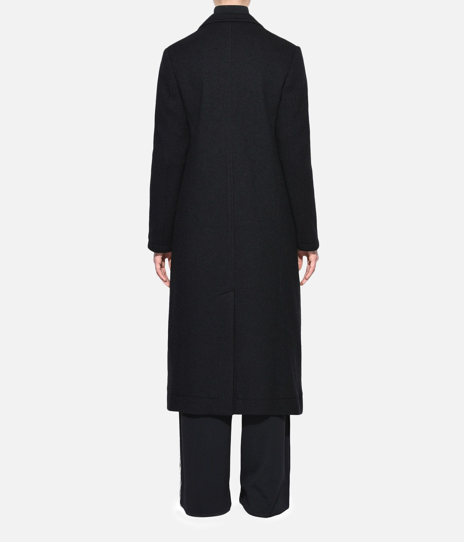 Y-3 Y-3 3-Stripes Tailored Wool Coat Blazer Woman d