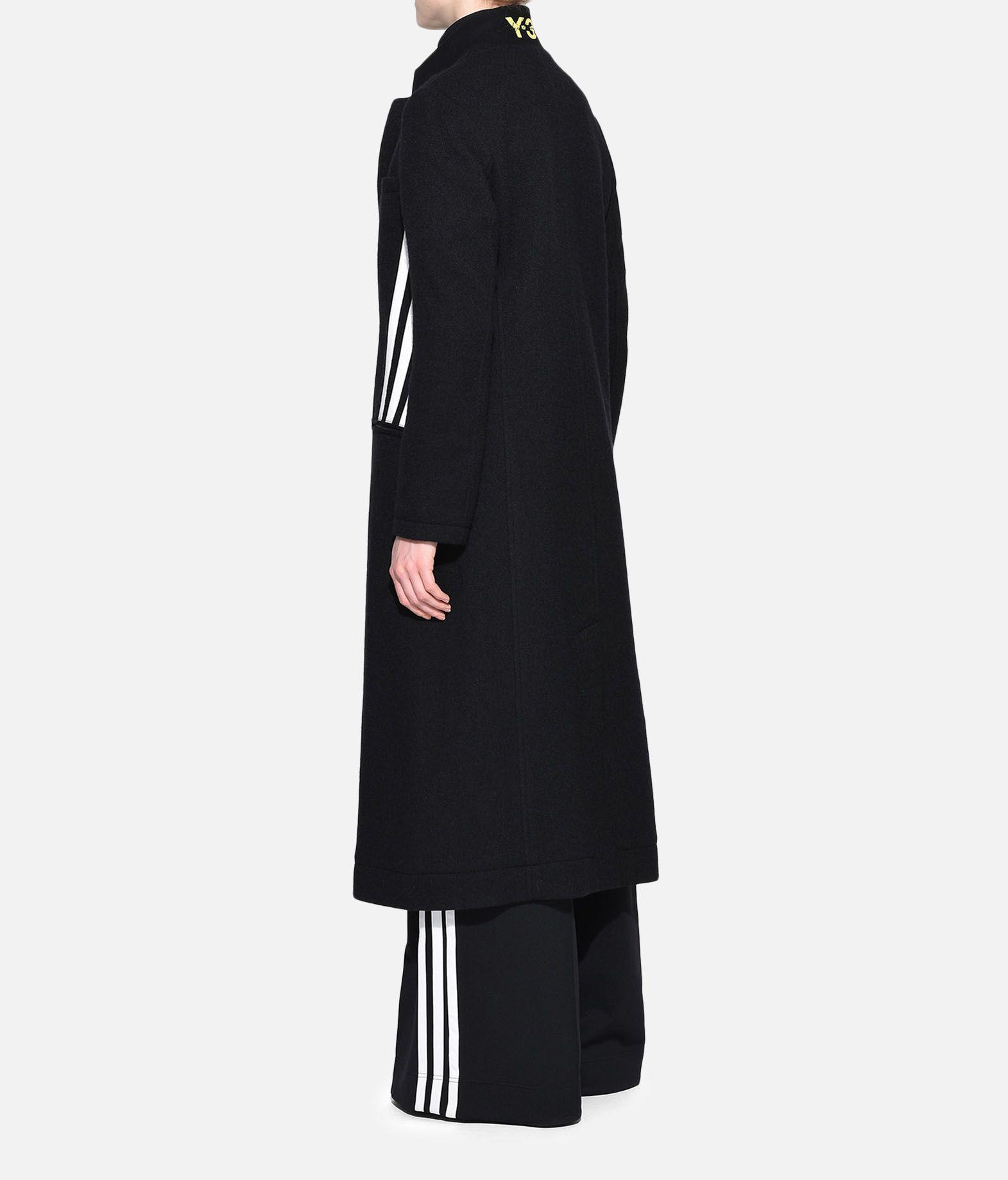 Y-3 Y-3 3-Stripes Tailored Wool Coat Blazer Damen e