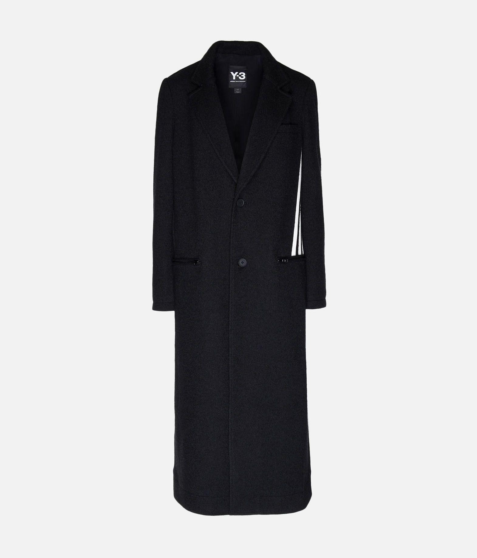 Y-3 Y-3 3-Stripes Tailored Wool Coat Blazer Damen f